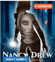 Nancy Drew Midnight in Salem Game Walkthrough Download for PC & Mac