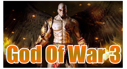 God Of War 3 PPSSPP ISO FDownload iso Highly Compressed for android